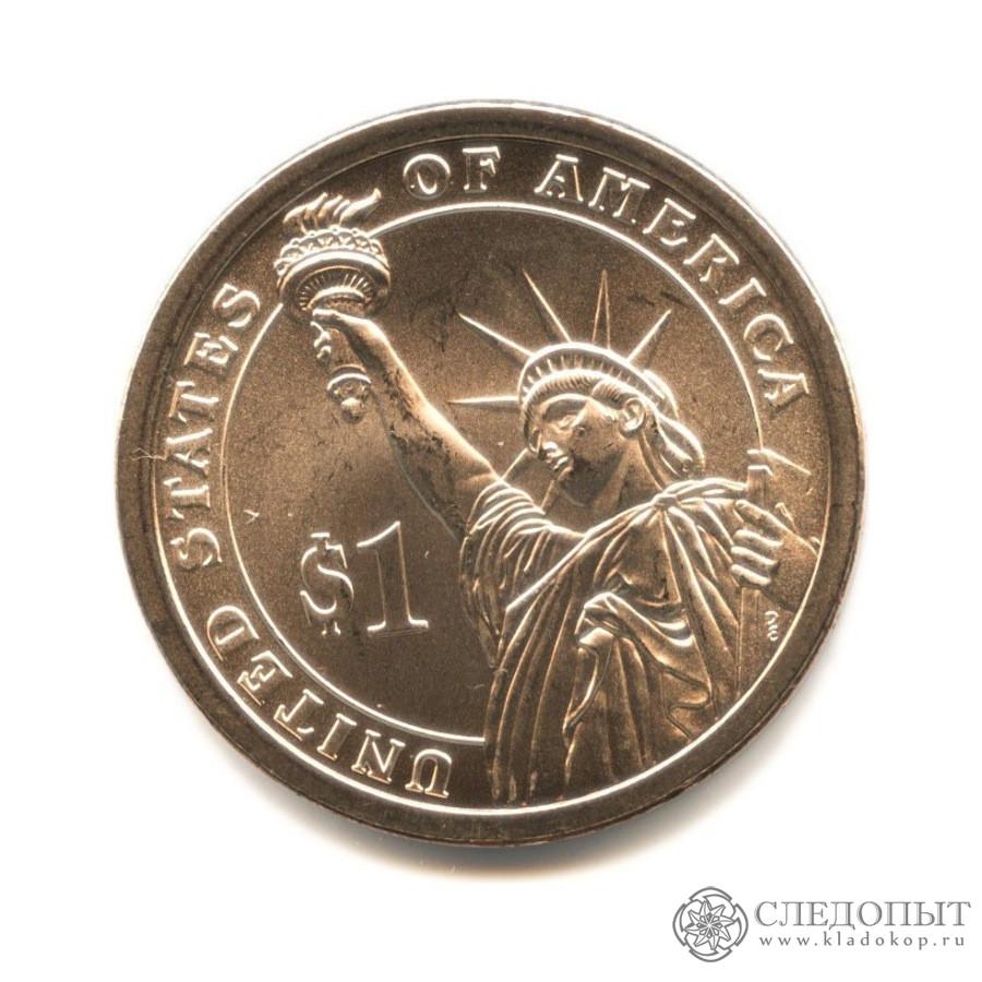 Список 1 доллар президенты сша