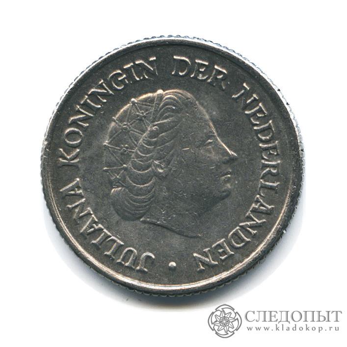25 центов 1950 года