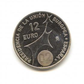 Монета 30 евро, 2014 - испания (король испании филипп vi)