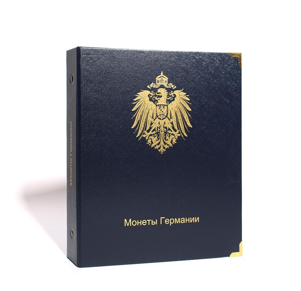 Альбом «Монеты Германии с1871 года»