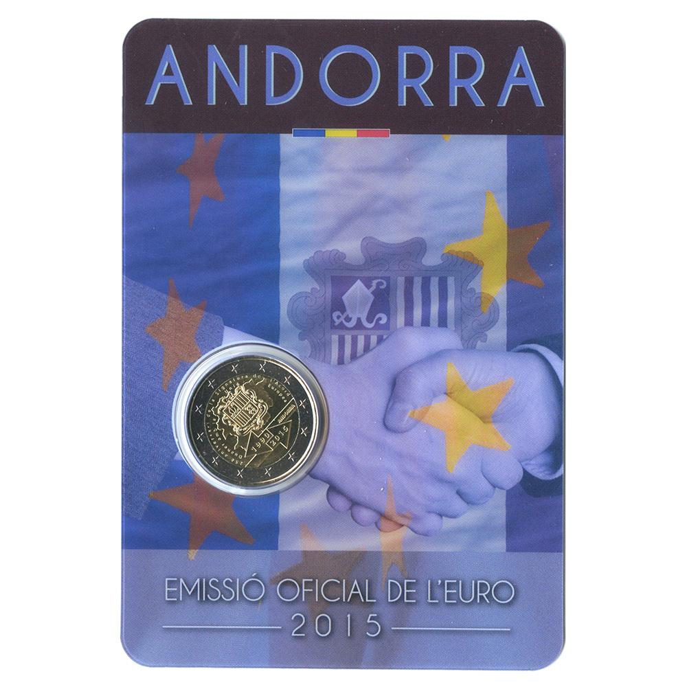 2евро 2015— 25 лет соглашению сЕС — Андорра